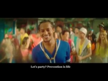 Official video for the Brazilian Ministry of Health's campaign for World AIDS Day in 2017